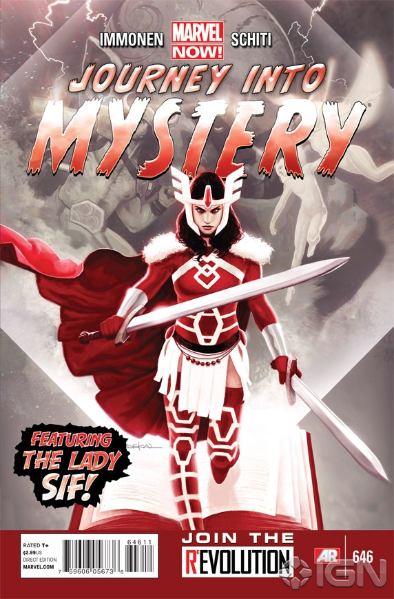 journey into mystery sif
