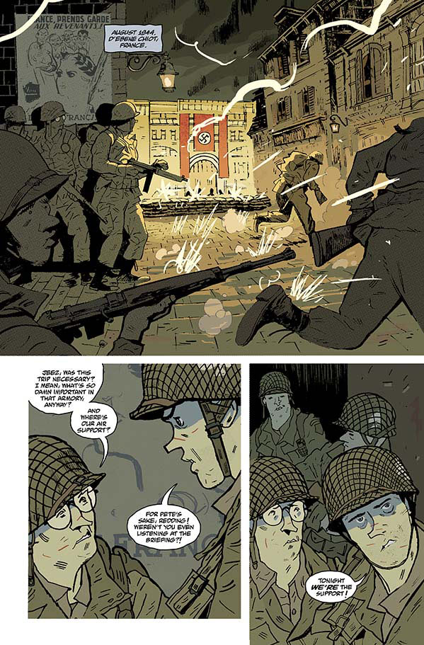 Sledgehammer 44-1 *Preview pages curtesy of www.comicbookresources.com