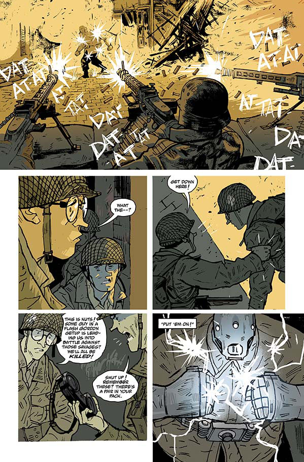 Sledgehammer 44-5 *Preview pages curtesy of www.comicbookresources.com