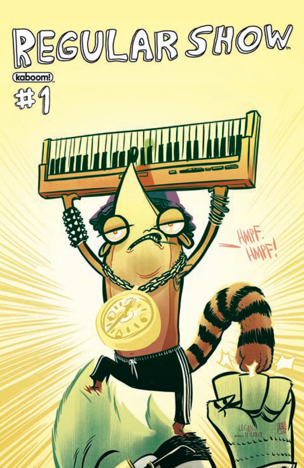 regular show  1 slams onto stands wednesday may 15