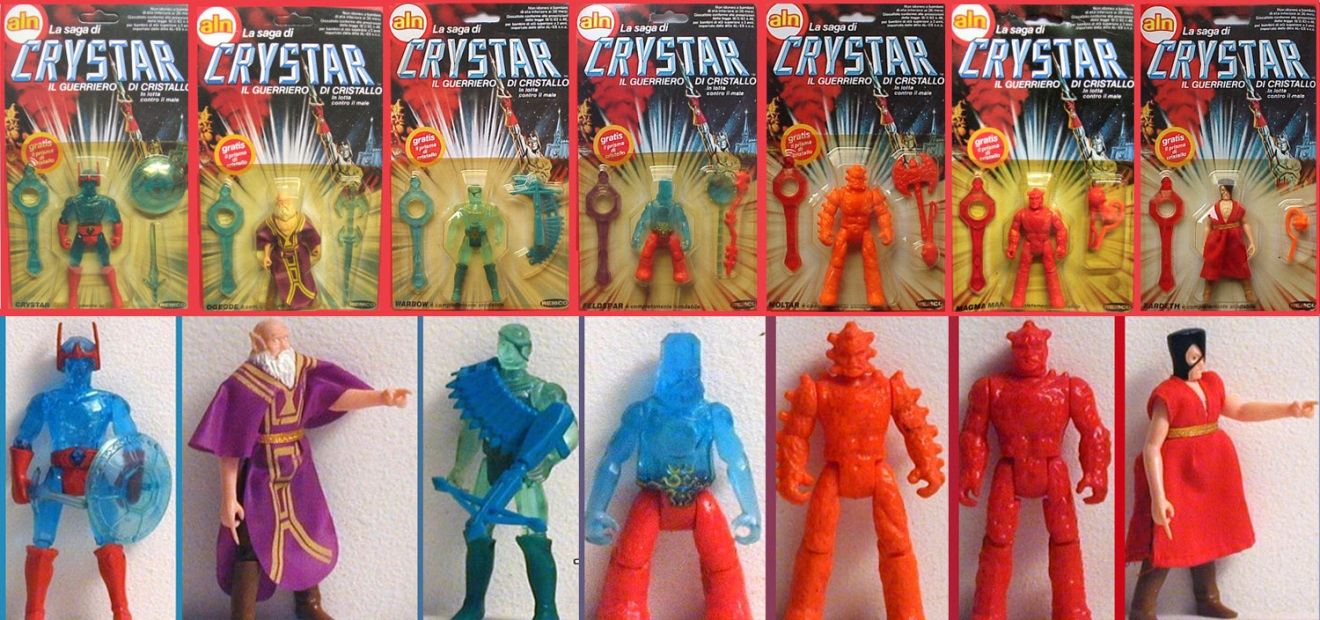 plastic paper realm crystar the crystal warrior what