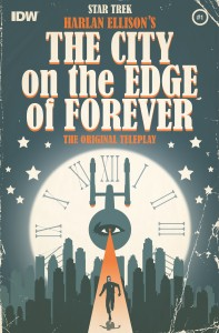 "Star Trek: The Original Series ""City on the Edge of Forever"" Mini-series!"