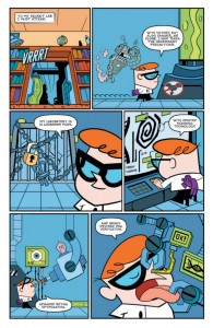 For Sell By Owner >> Preview! Dexter's Laboratory Comes Back To Comics! IDW 4 ...