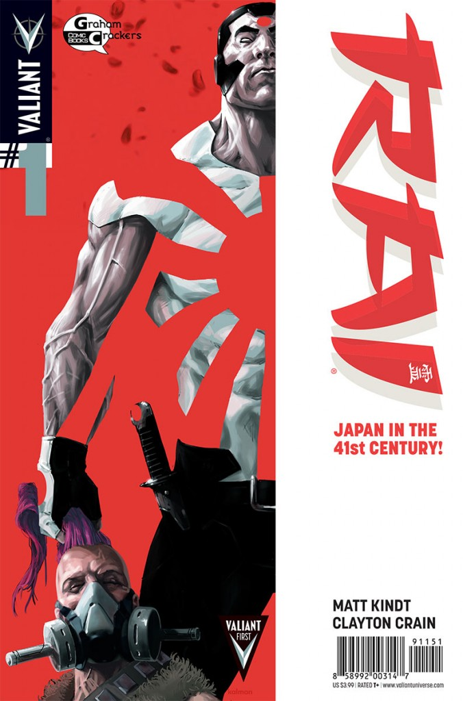Valiant Exclusives & Programming for C2E2 2014!