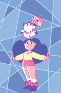 Bee and Puppycat Comic From KaBoom! May 14th