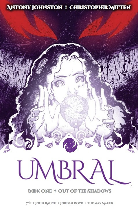 Umbral Graphic Novel This May! Image Comics!