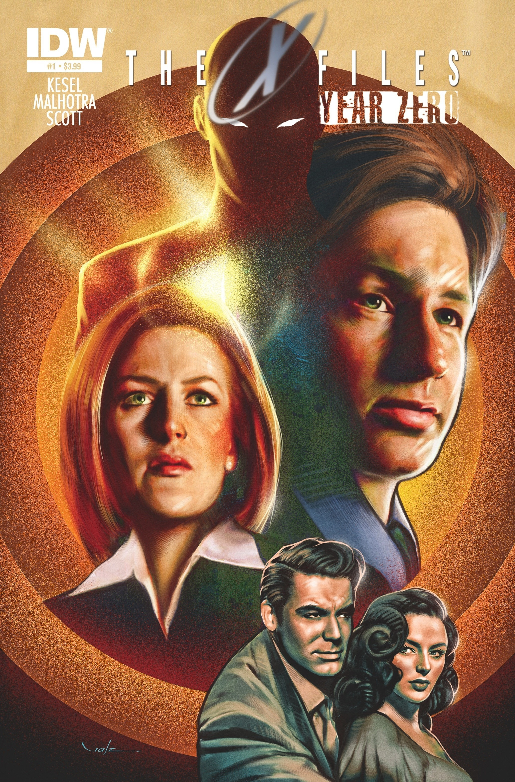 The Case That Started It All: X-Files: Year Zero from IDW!