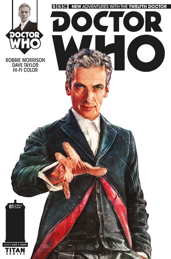 New Doctor Who Comics Whatcha Reading