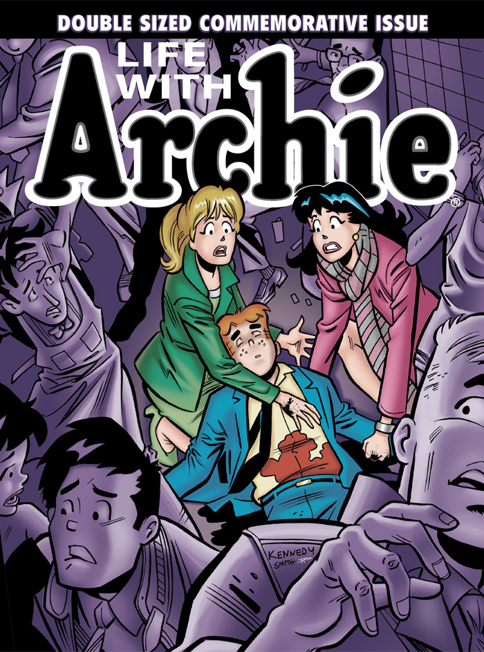 Life With Archie #26 - The Death of Archie Andrews - Did You Pick Up Your Copy?