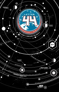 Review - Letter 44 Vol 1- A Near Perfect Scifi Adventure!