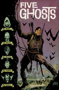 Five Ghosts - New Story Arc! TV show in Developement!