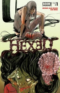 Second Look Review - Hexed #1