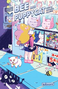 Bee and Puppycat #2 Gets a Second Printing!