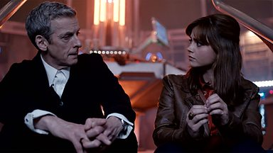 """""""Into the Dalek"""" Takes Us Into the Twelfth Doctor - Spoilery Recap!"""