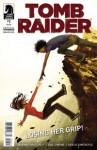 Nancy is in with Tomb Raider #7 - It gives us a new story, co-written by Gail Simone and Rhianna Pratchett.  Lara Croft attempts to honor the past but is dragged into a dangerous new journey. A creepy amusement park and a mysterious woman with a personal connection to the terrifying events of Yamatai Island throw Lara's world into peril once again!
