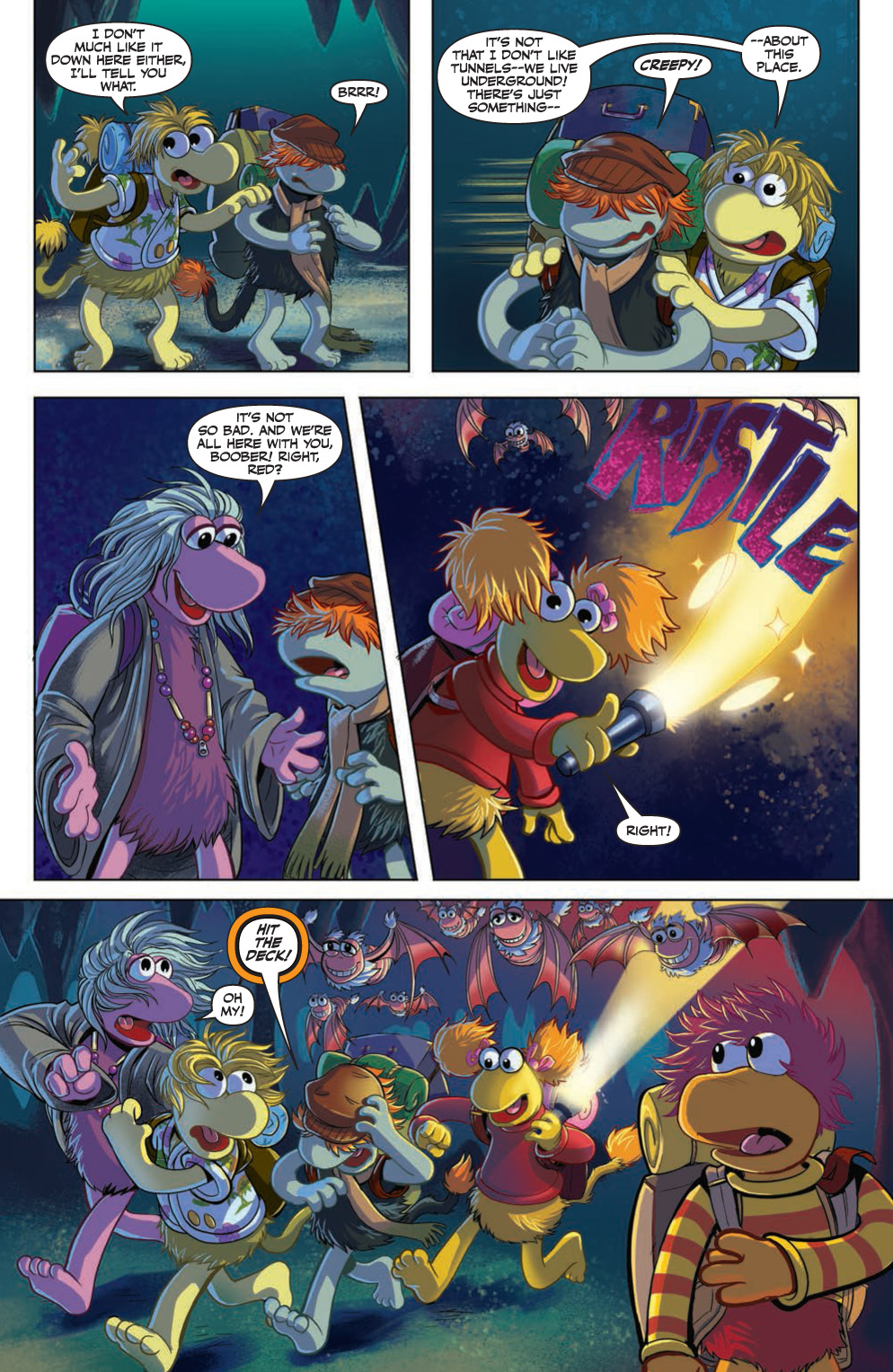 Fraggle Rock Journey To The Everspring 2 Continues To