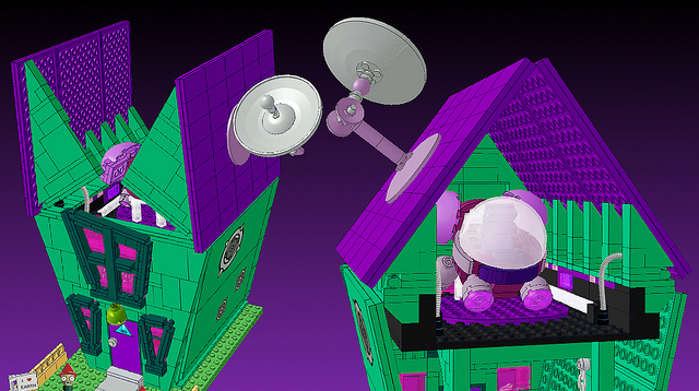 More Invader Zim News Could An Invader Zim Lego Set Be In