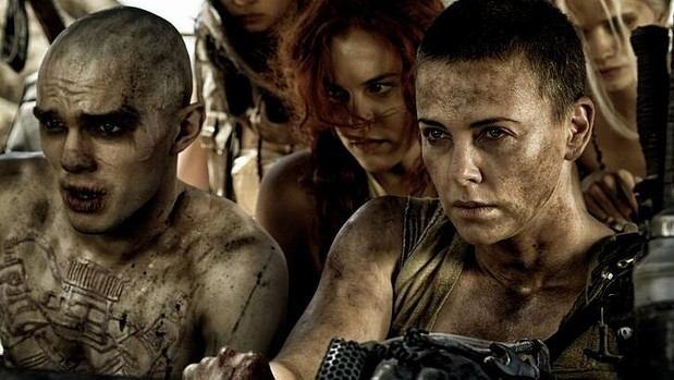 3 furious fans 1 film a review of mad max fury road what 39 cha reading. Black Bedroom Furniture Sets. Home Design Ideas