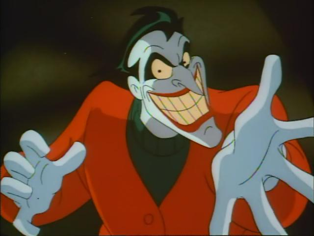 Christmas With The Joker.Batman The Animated Series Christmas With The Joker