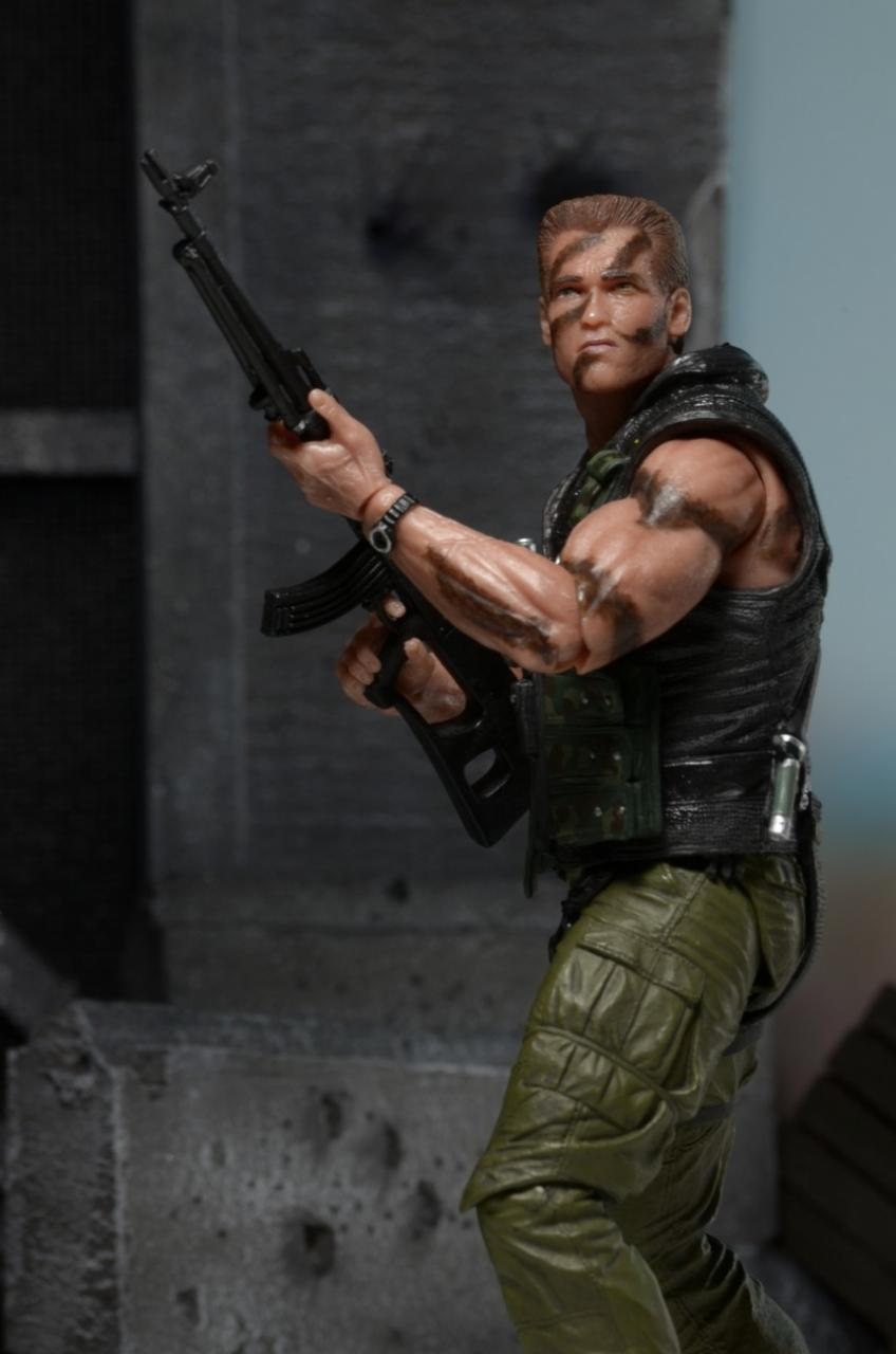 Neca Wants You To Cool Off With Ultimate John Matrix