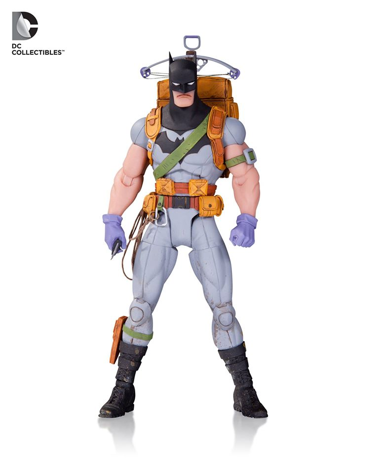 DC Collectibles Announces New Designer Series Figures