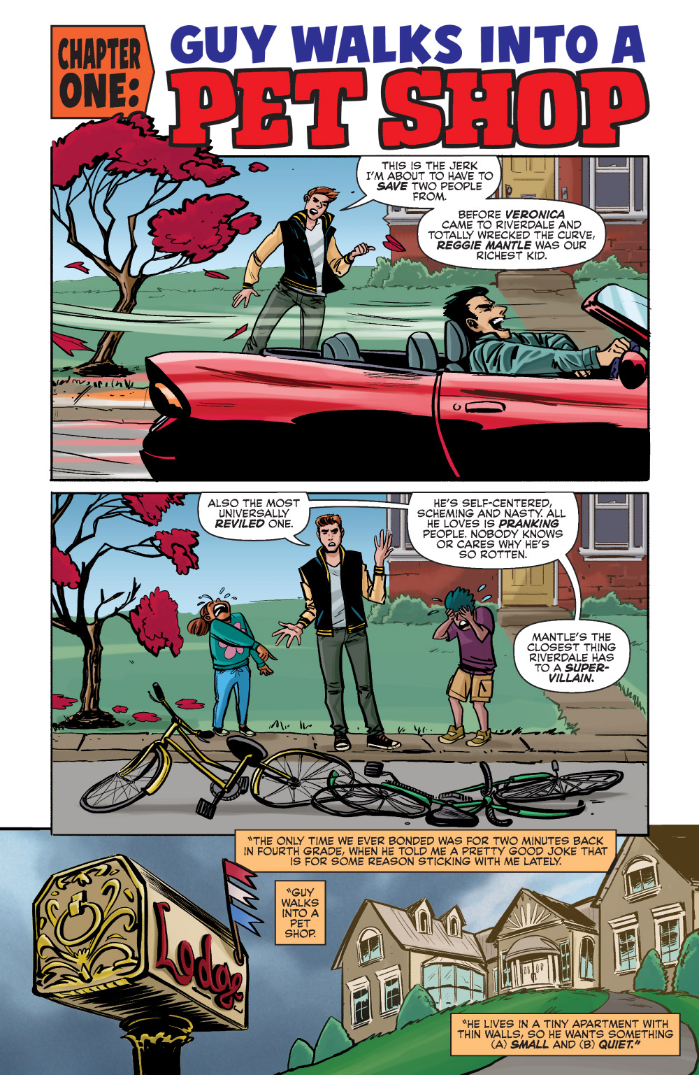 Archie issue 5 - The Best Comic of 2015 & The Must Read of
