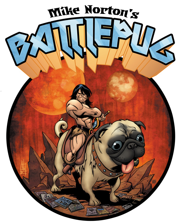 Dark Horse Collects The Giant Pug Epic Fantasy Story