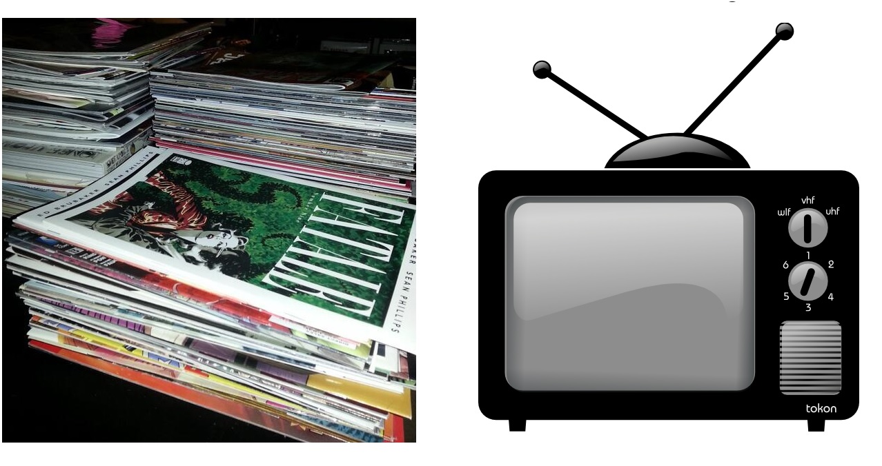 Comics To Tv Shows Here S 10 Books We Think Would Rock On