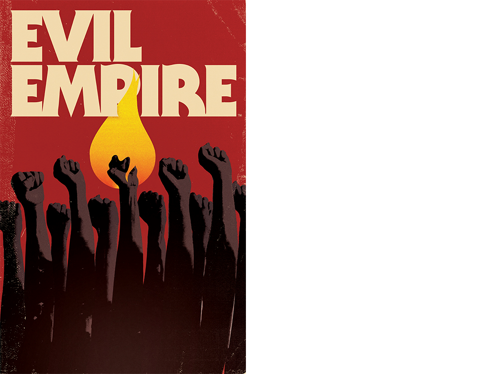 Max Bemis' Evil Empire - A Political Thriller from BOOM