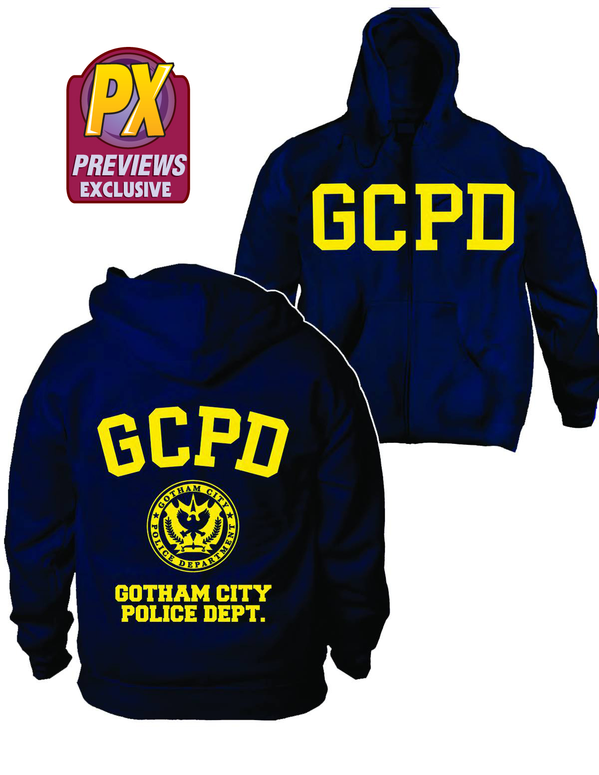 Rome Police Department >> New Gotham Merchandise! ~ What'cha Reading?