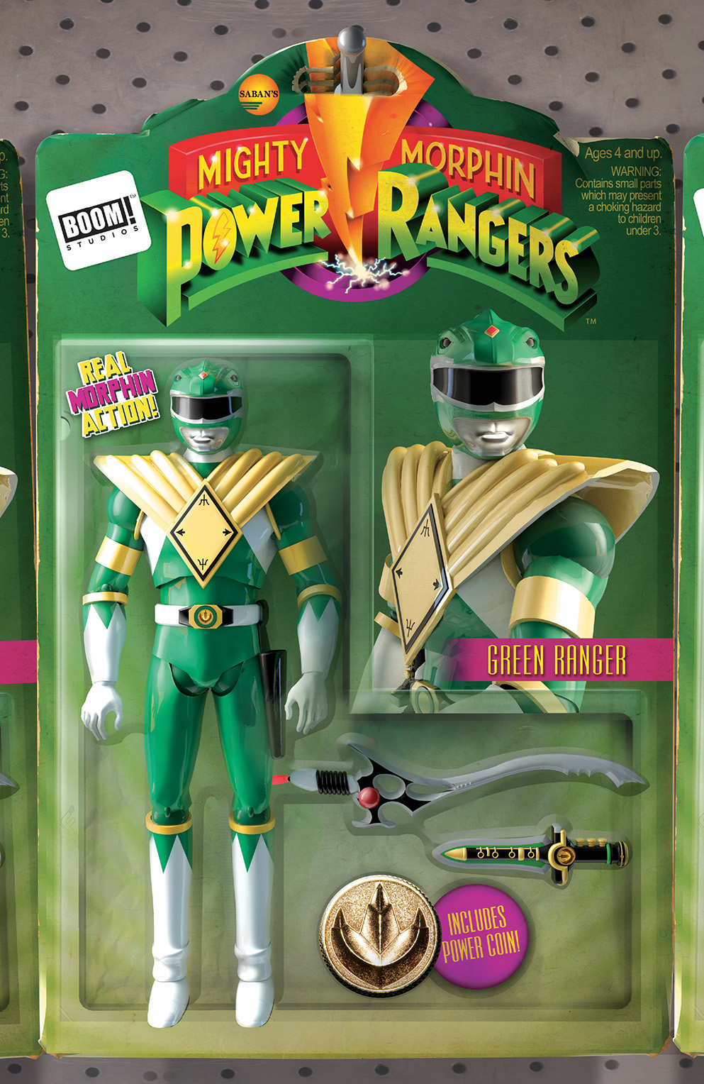 King Ranger Theater >> Mighty Morphin' Power Rangers #1 - Preview Review ~ What ...