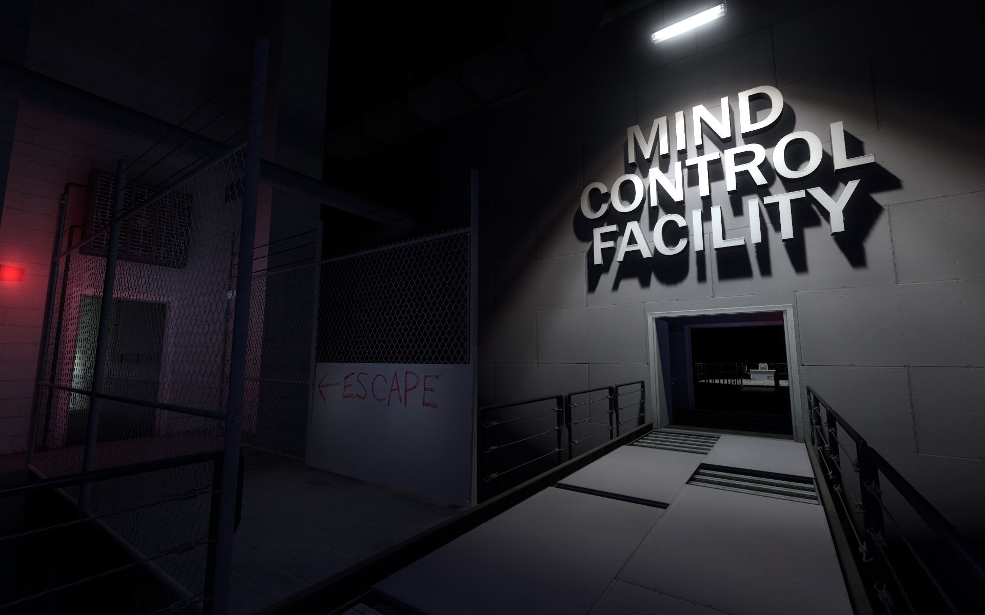 Mind Control Facility Whatcha Reading