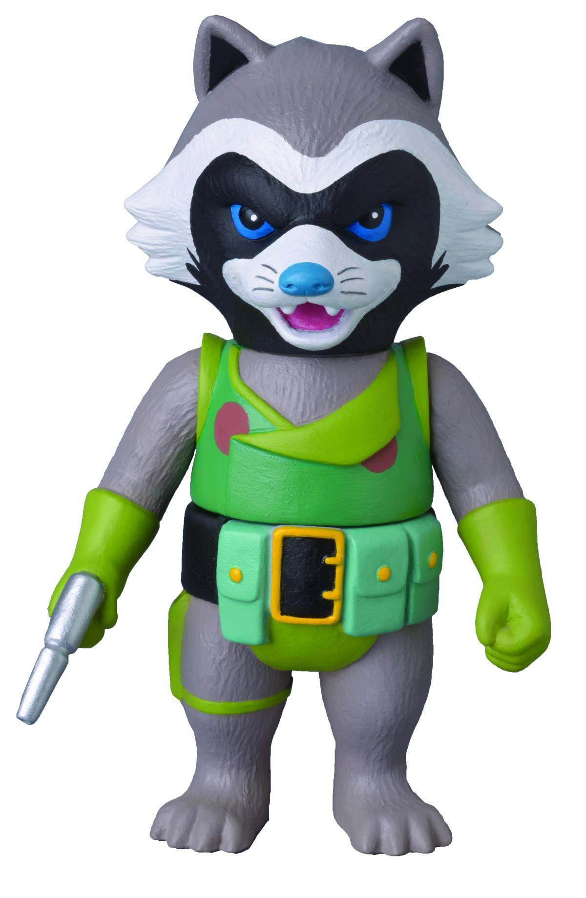 Sofubi Rocket Raccoon In The April Previews Catalog What
