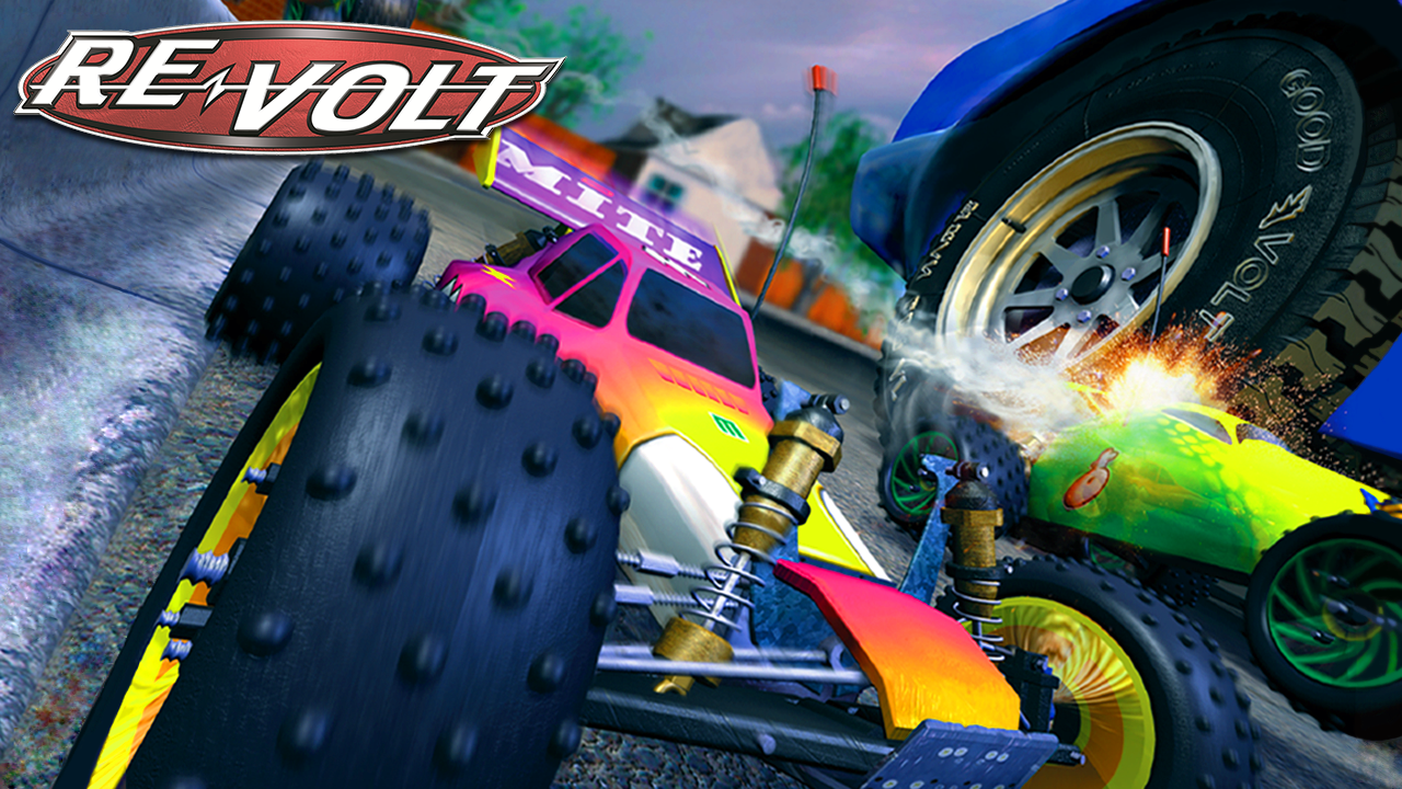 Car Games 2016 >> Boter Reviews Something: Re-Volt ~ What'cha Reading?