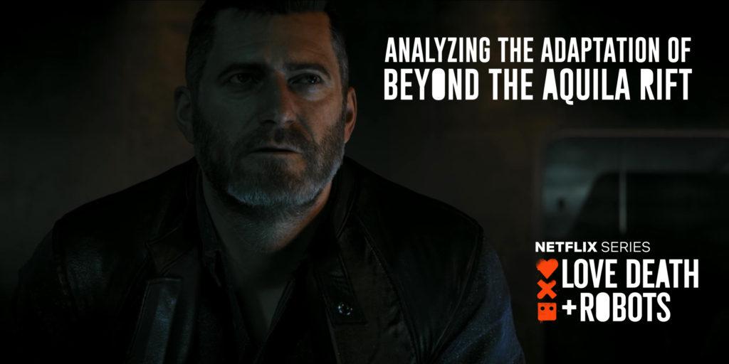 Beyond the Aquila Rift - Adaptation Analysis ~ What'cha Reading?